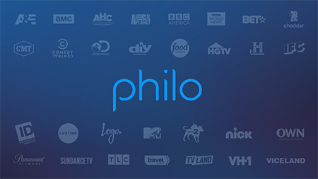 Philo Streaming TV Services